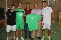 Toñin, Pipe y Oscar Jiménez