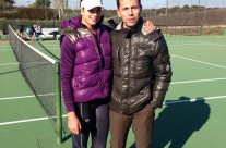 Mirian Civera. La próxima estrella del tenis femenino