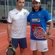 Juan José Mieres y Oscar Jimenez