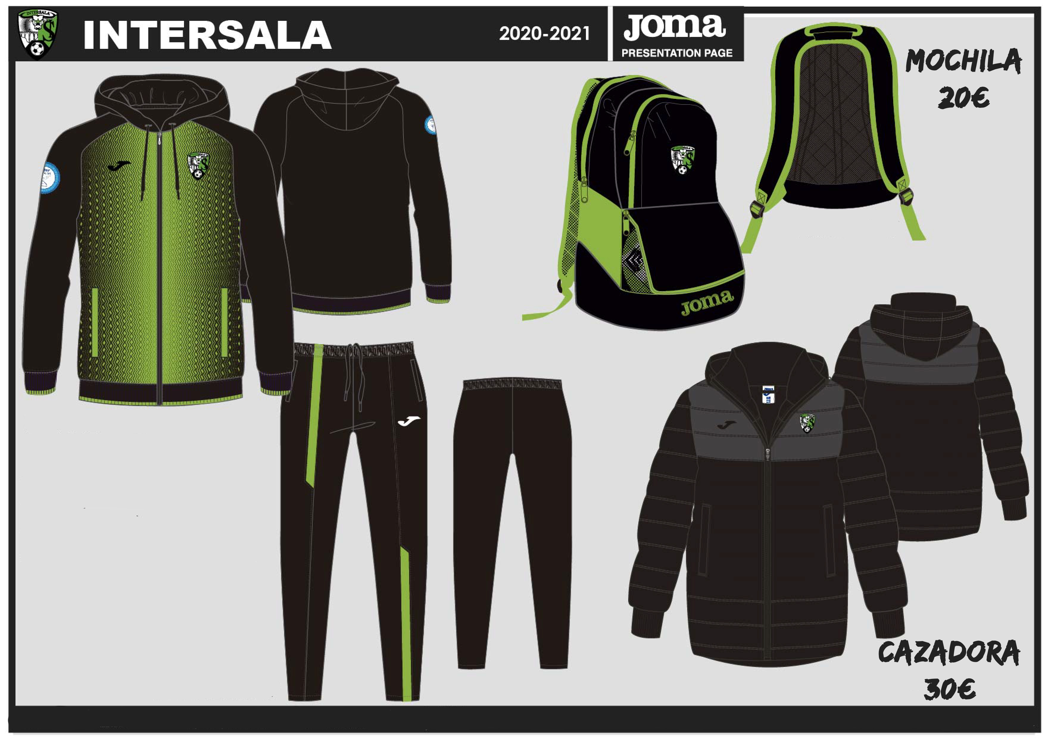 Club deportivo InterSala   www.intersala.es